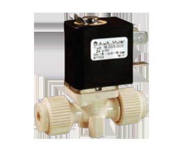 独MÜLLER製電磁弁 18シリーズ 直動式常時閉鎖型二方電磁弁