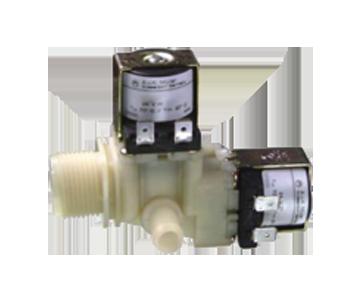 独MÜLLER製電磁弁 29シリーズ サーボ制御式常時閉鎖型二方電磁弁