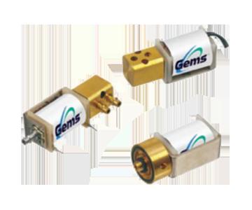 超小型直動式電磁弁(2方口NC/2方口NO/3方口) GEMS SENSOR社製 (米国)