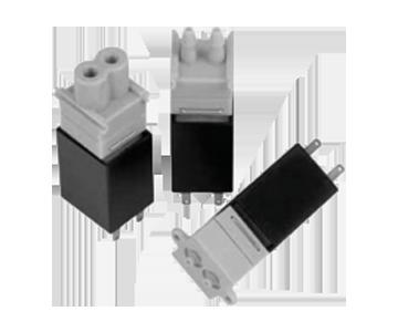 高性能小型ダイアフラム式電磁弁(2方口NC) GEMS SENSOR社製 (米国)