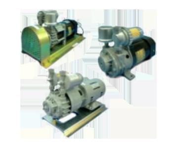 気体用 ロータリ真空ポンプ/ブロワ 株式会社三津海製作所(MITSUVAC)製 ロータリベーン型(AC駆動)