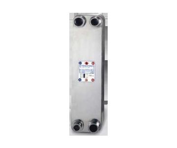 熱交換器 台湾KAORI製熱交換器 Kシリーズ低圧ブレージング式熱交換器