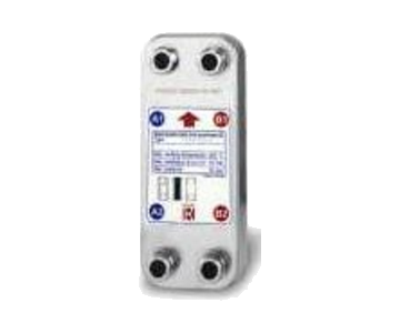 熱交換器 台湾KAORI製熱交換器 Eシリーズ低圧ブレージング式熱交換器
