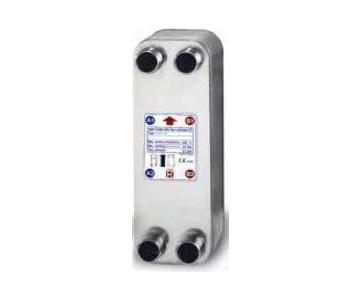 熱交換器 台湾KAORI製熱交換 Hシリーズ耐高温ブレージングプレート式熱交換器